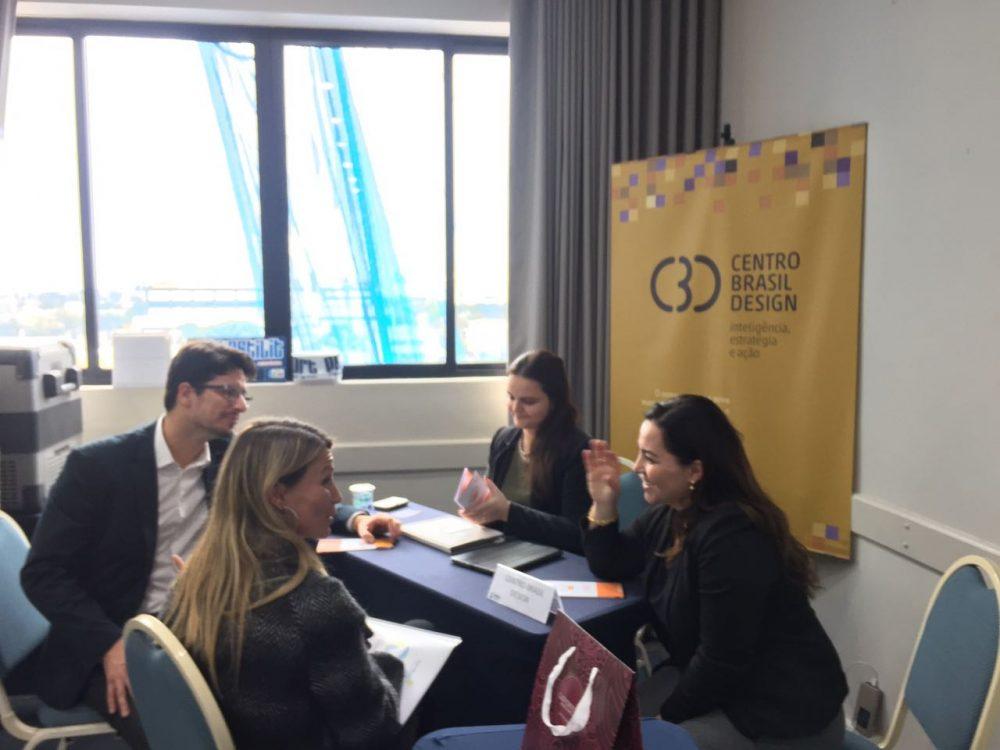 CBD participa da primeira ação de exportação em Curitiba
