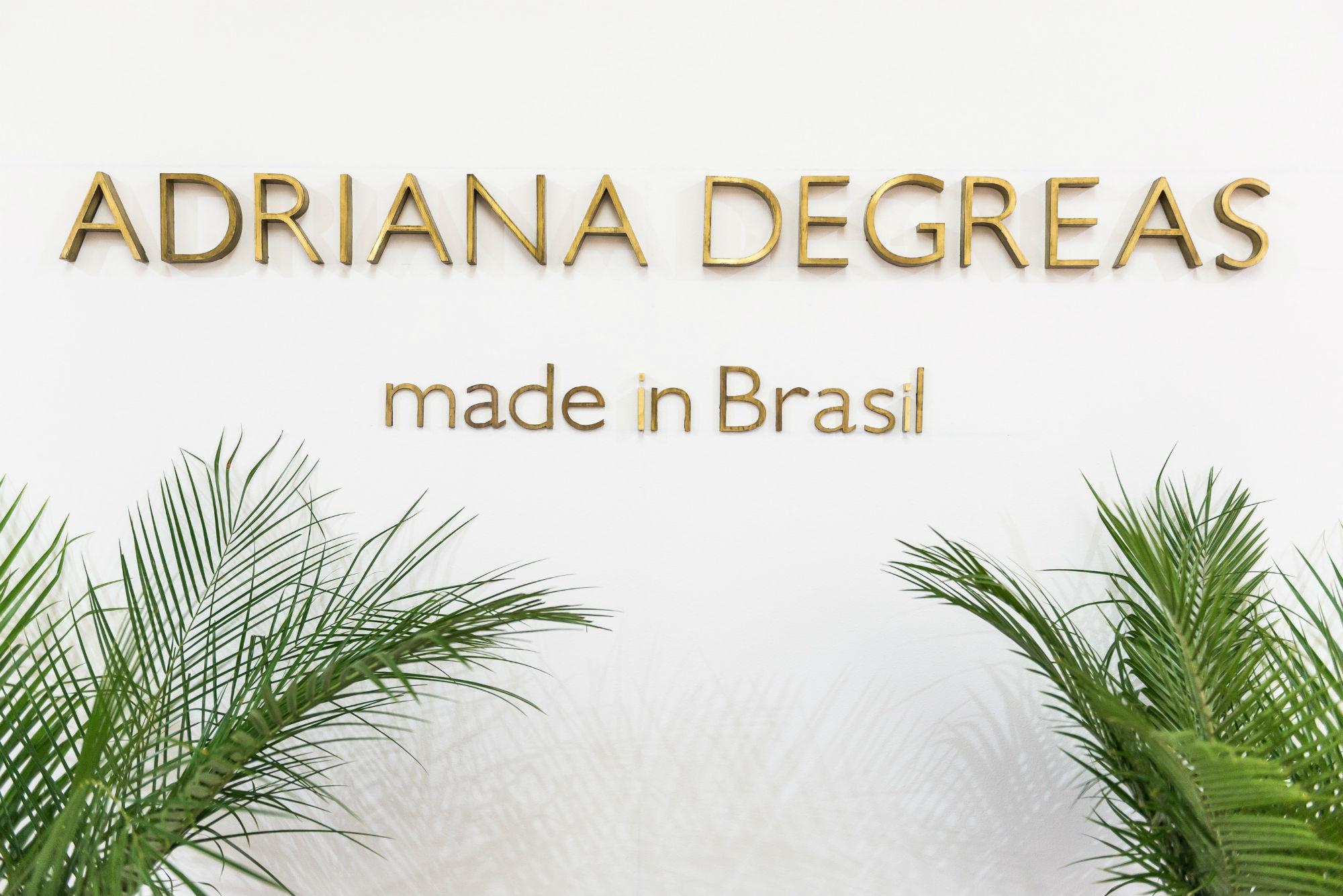 Adriana Degreas abre loja na Flórida