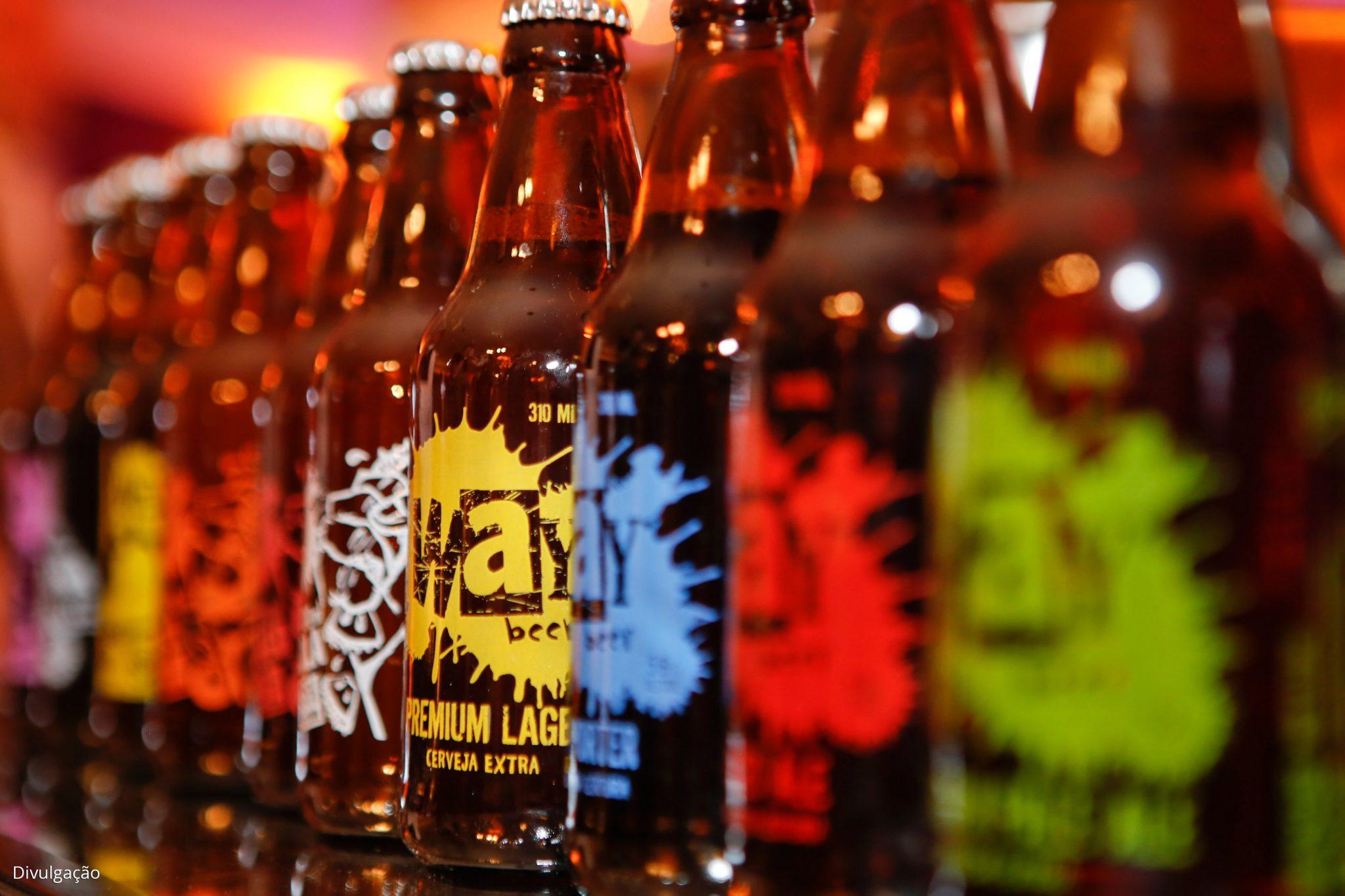 Way Beer firma parceria com Hard Rock Cafe Curitiba