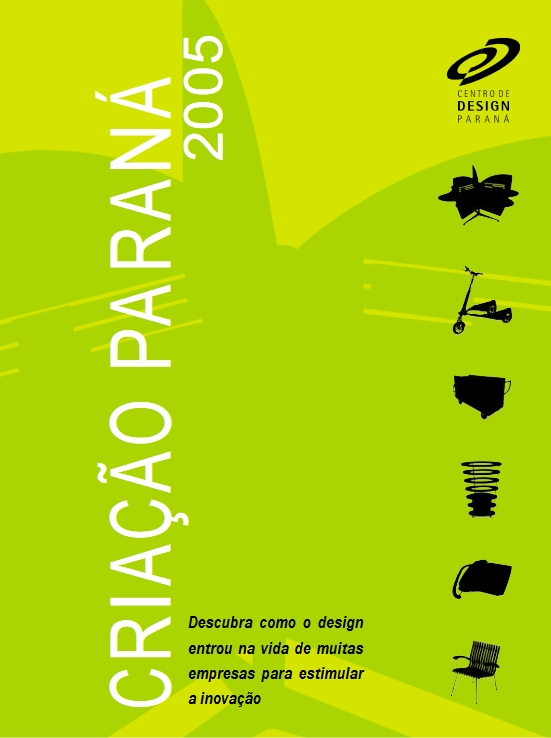 Catálogo Criação Paraná 2005