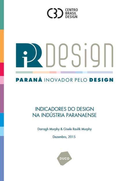 Indicadores do design nas empresas do Paraná