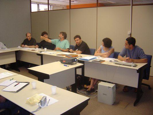 Reunião do Conselho Editorial do DesignBrasil