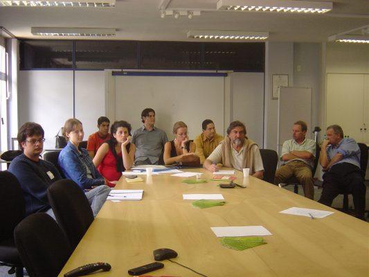 Reunião do Painel de Consultores do programa Paraná Design