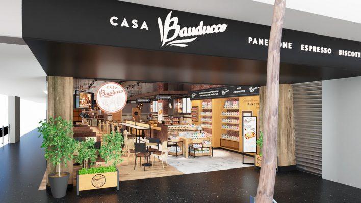 CASA BAUDUCCO concept store